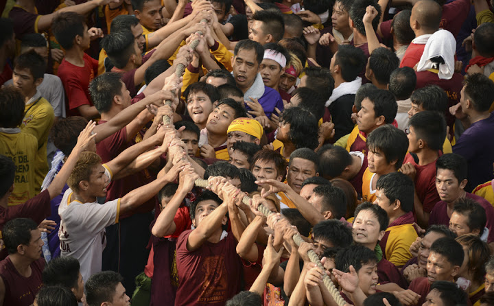 AFP PHOTO/NOEL CELIS