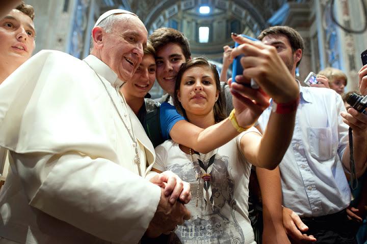 AFP PHOTO / OSSERVATORE ROMANO/ FRANCESCO SFORZA
