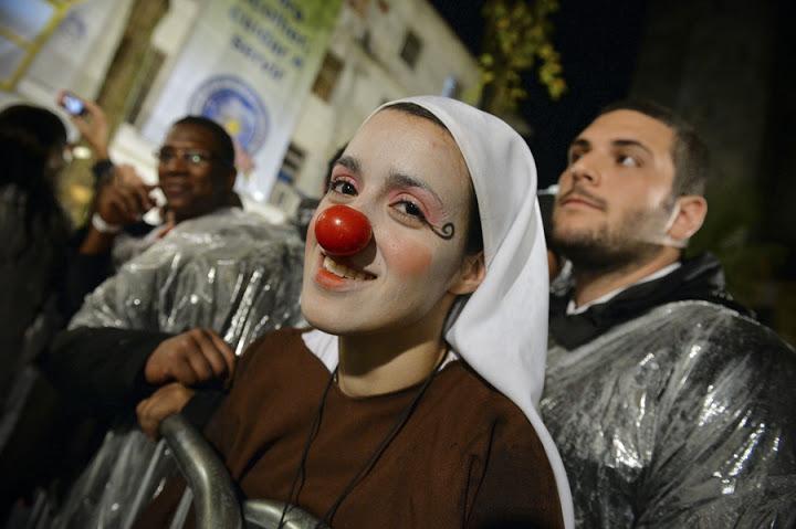 AFP PHOTO - POOL - LUCA ZENNARO