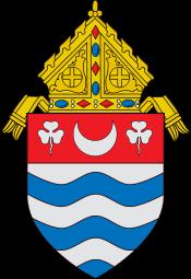 175px-Roman_Catholic_Archdiocese_of_Newark.svg
