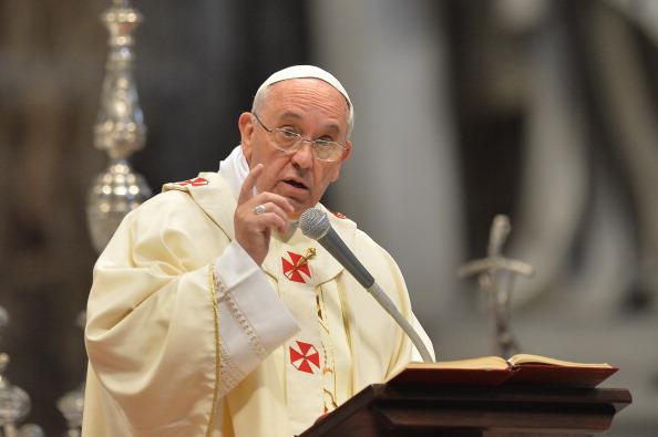VATICAN-POPE-MASS-ORDINATION