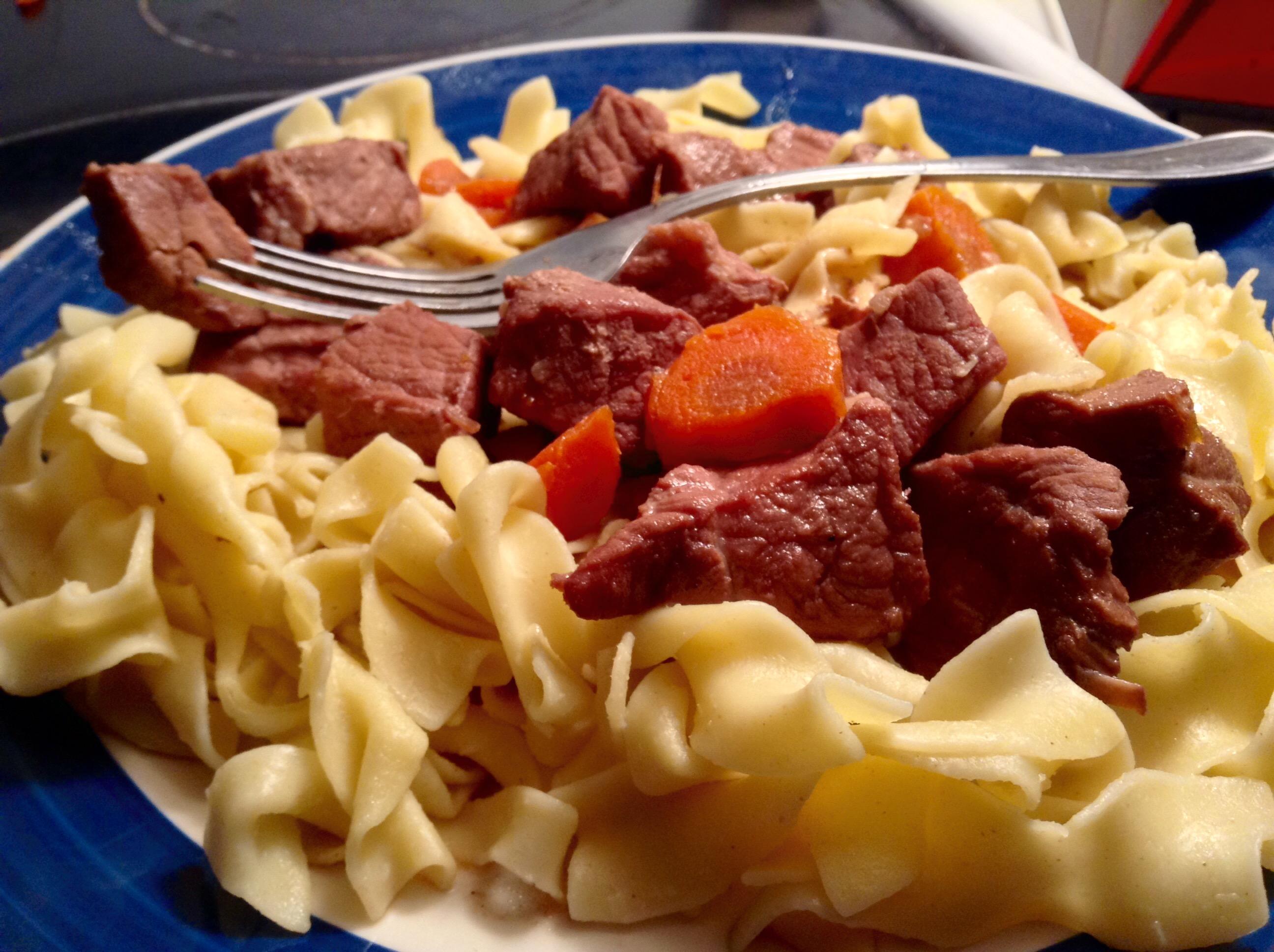 food blog braised pork