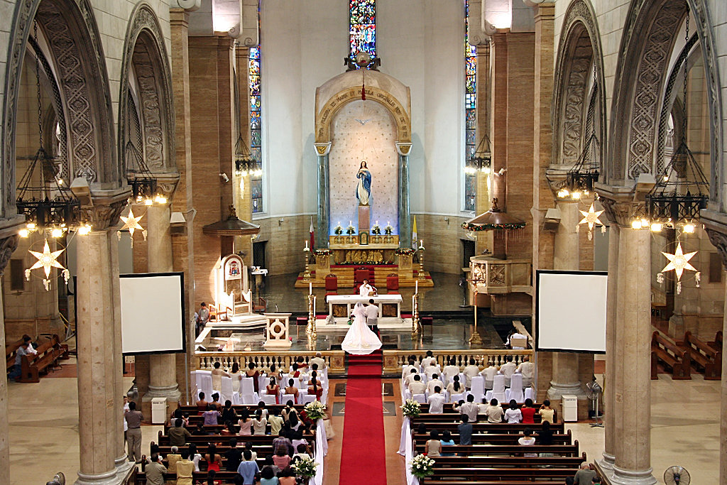 Manila_Cathedral_Wedding