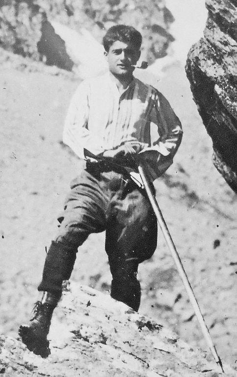 PierGiorgioFrassati-Alpiniste