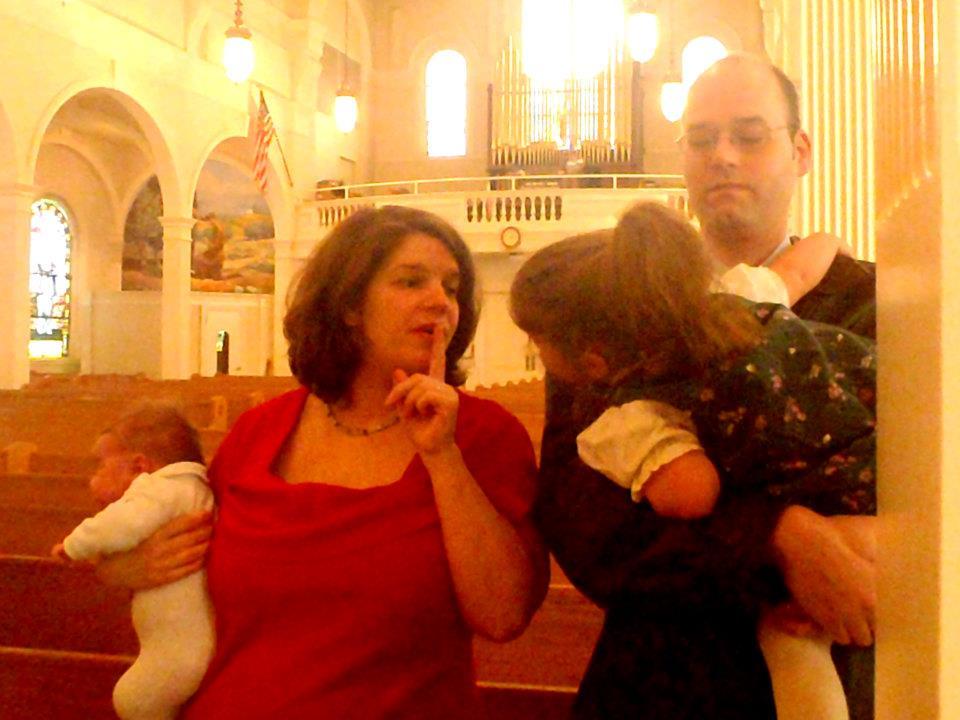 baptism shhh