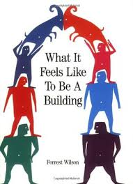book cover what it feels like to be a building