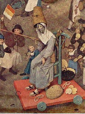 Bruegel_Lent