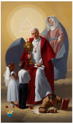 carlin pope saint pius x