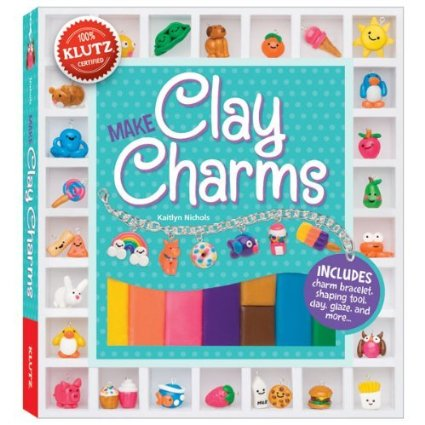 clay charms set
