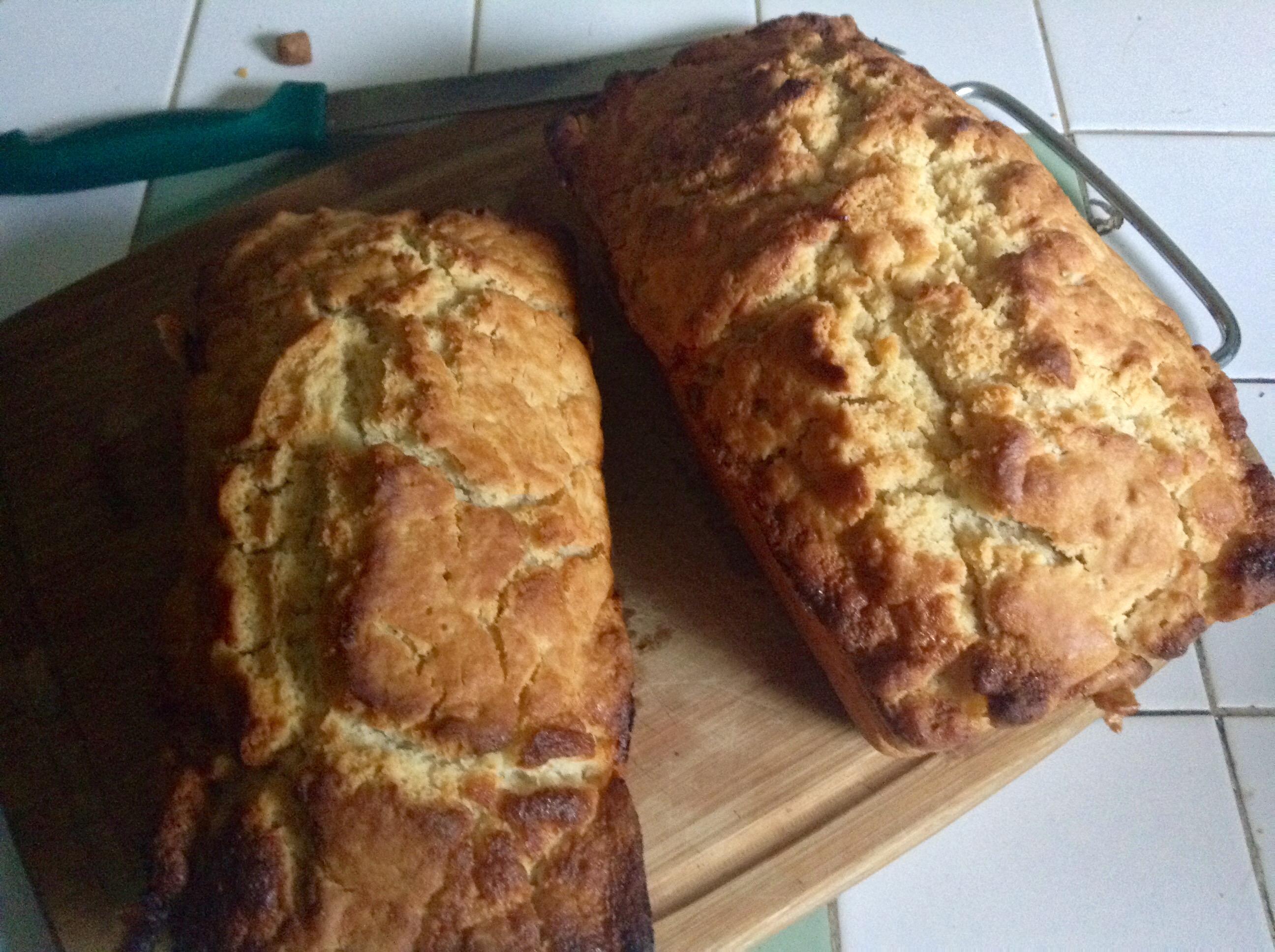 food blog beer bread