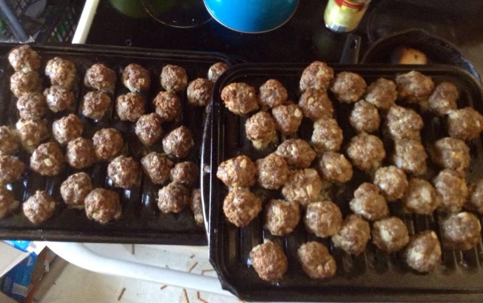 food blog meatballs