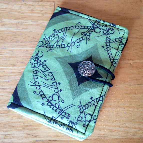 one ring tea wallet