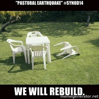 pastoral earthquake