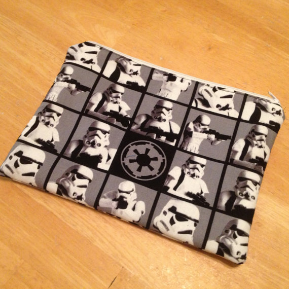 star wars pencil bag