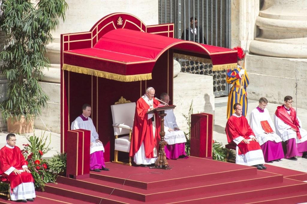 VATICAN - POPE - MASS - PALLIUM - SPP2017