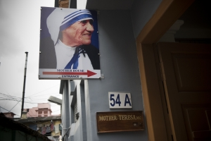 The Mother House of the Missionaries of Charity in Kolkata