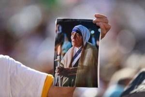 WEB - POPE FRANCIS - Mother Teresa Canonization