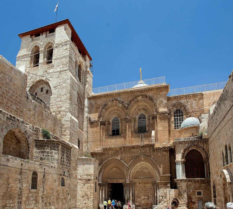 A Basílica do Santo Sepulcro, Jerusalém