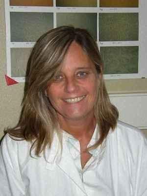 A professora Alessandra Majorana participou na autopsia