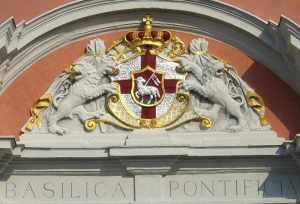 Basílica do Santíssimo Salvador, Prüm, detalhe