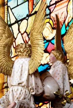 Anjos da Borgonha, França