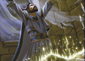 Resurrection spell