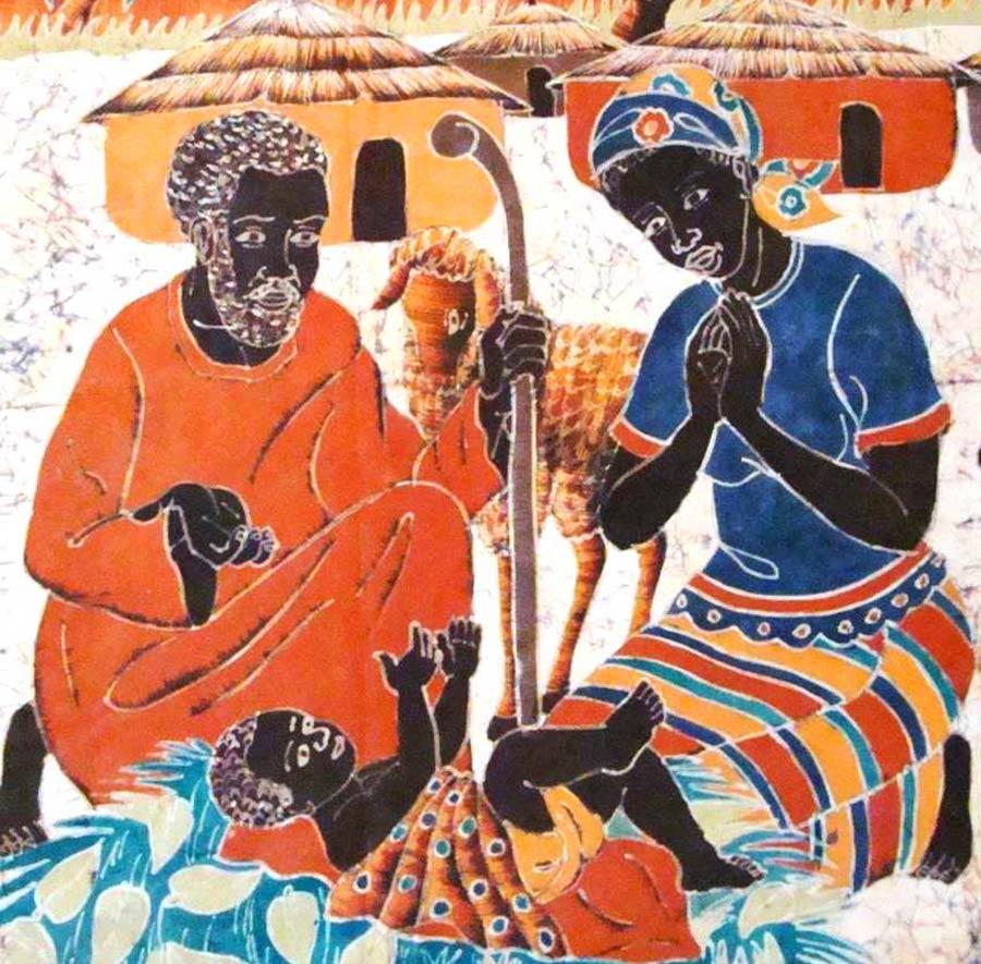 Natività africana