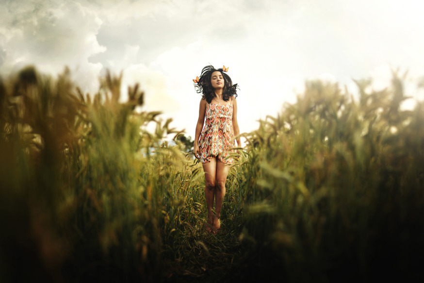 web-girl-sunset-butterfly-field-jonathan-emmanuel-flores-tarello-cc